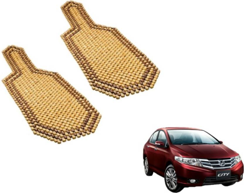 Auto Hub Wooden Car Seat Cover For Honda City Price In India Buy