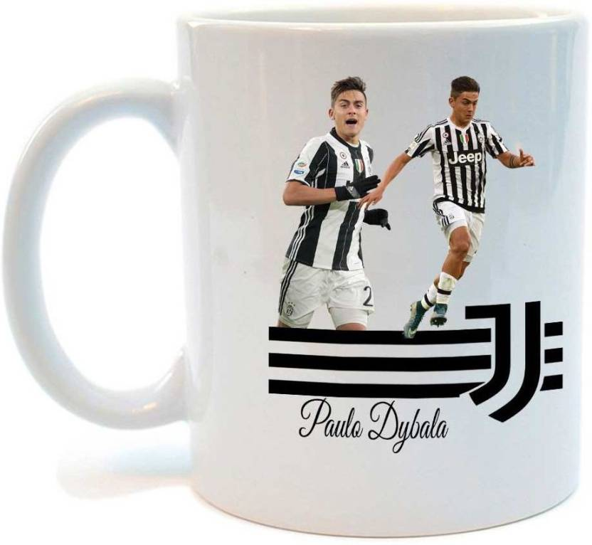 uk availability d6e15 14a90 Juvixbuy Printed Football Club & Player Paulo-Dybala ...