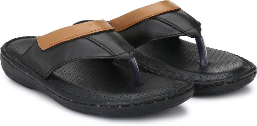 8ff81e4da984fb Andrew Scott Men Black Sandals - Buy Andrew Scott Men Black Sandals Online  at Best Price - Shop Online for Footwears in India