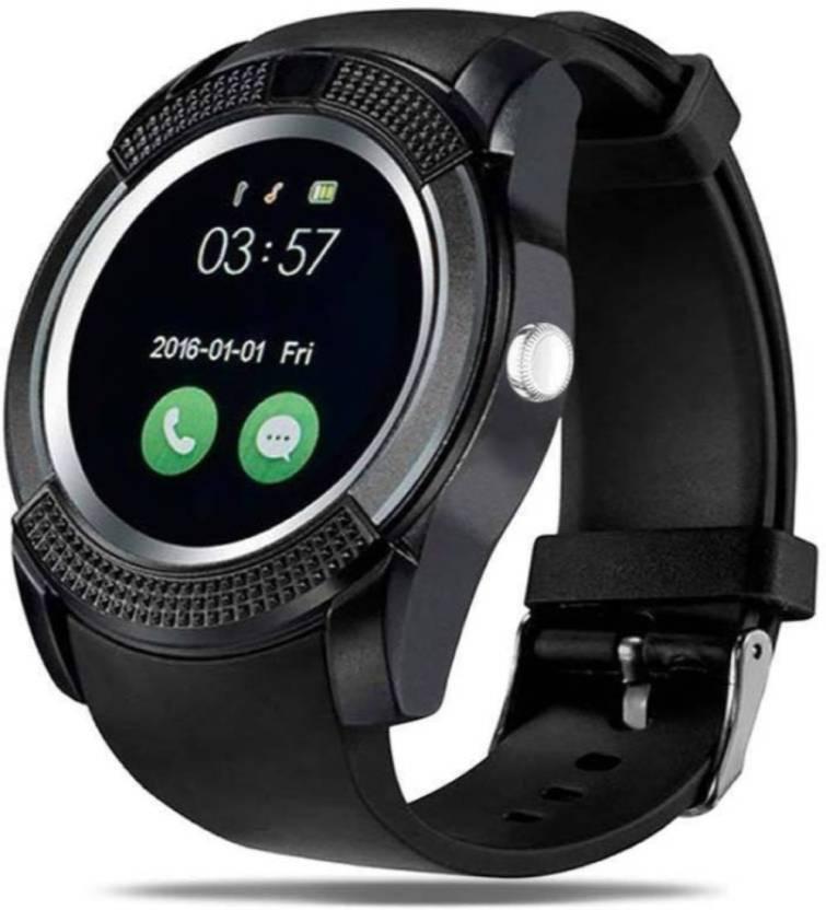 c8baae27ef Liddu V9 Bluetooth Smart Wrist Sim Call Watch sport Pedometer for IOS and  Android Smartphone Smartwatch