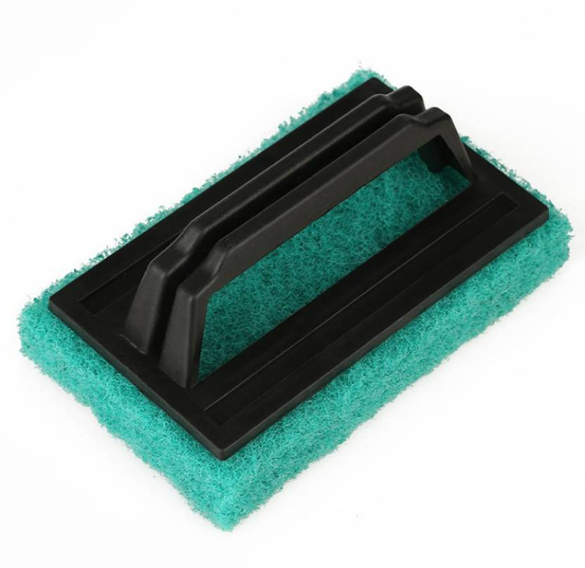House Of Quirk Tile Scrubber Floor Glass Brush Scrubber Cleaning
