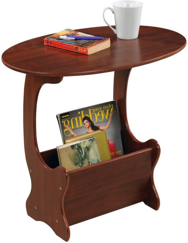 RoyalOak Sumo Engineered Wood Coffee Table Finish Color   Honey Brown