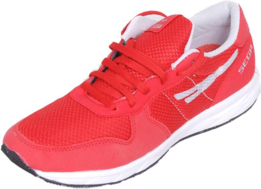 the best attitude 3d9c8 455af SEGA Running Shoes For Men