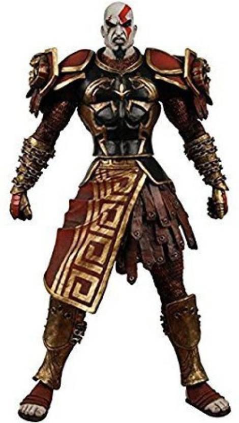 ZenShanti NECA God of War Kratos in Ares Armor with Sword of Olympus