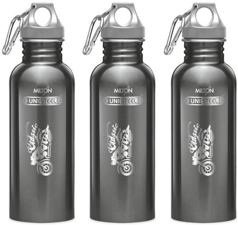 58a42b9b8e8 Milton Alive Stainless Steel Fridge Water Bottle 750 ml