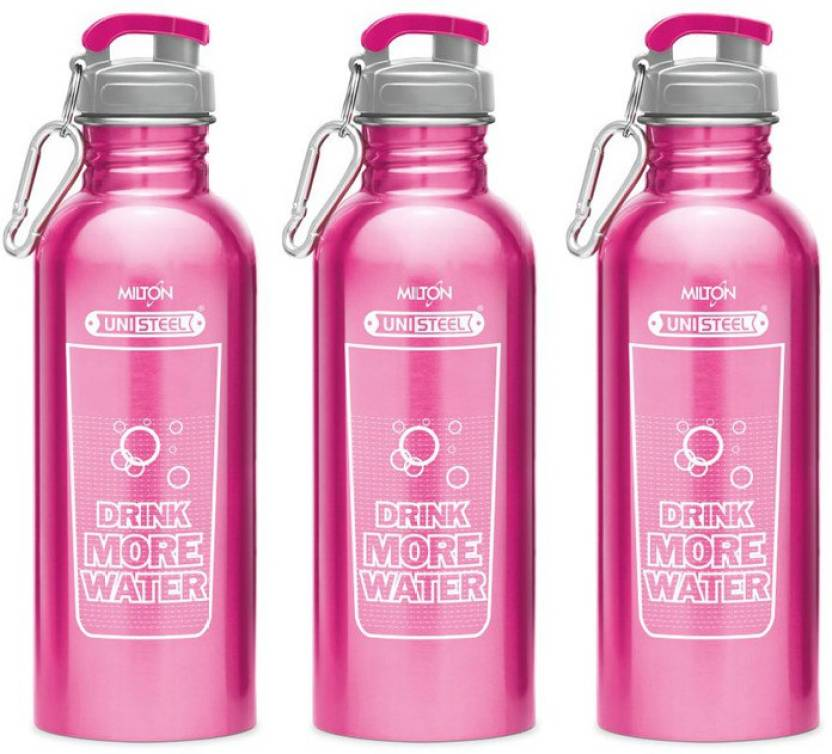 a563de1cc3c Milton Virtue Stainless Steel Fridge Water Bottle 750 ml