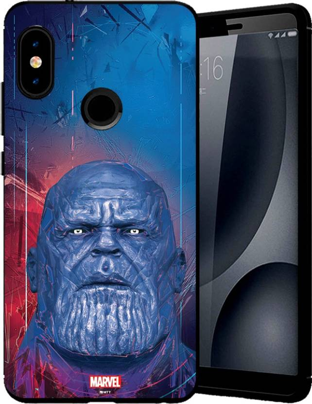new products 20741 cc6be MTT Back Cover for Mi Redmi Note 5 Pro - MTT : Flipkart.com