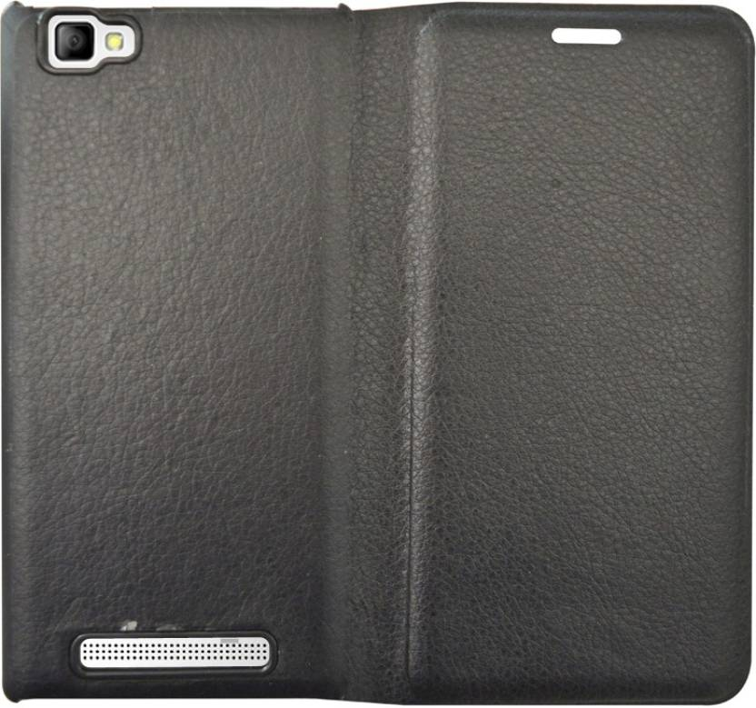 reputable site 743a5 fe06b COVERNEW Flip Cover for LYF Wind 7