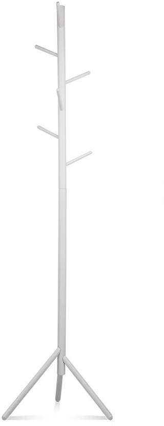 House Of Quirk Coat Rack Stand For Coats Solid Wood Coat And