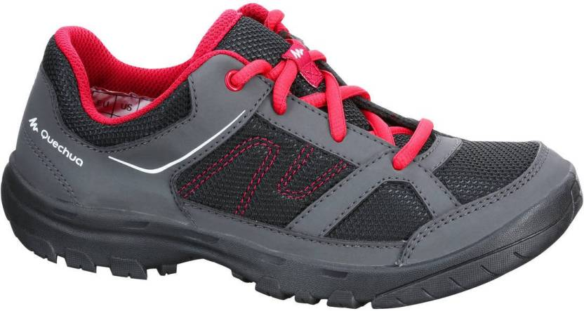 1cc75a5dad6 Quechua by Decathlon Boys & Girls Lace Hiking & Trekking Shoes Price ...