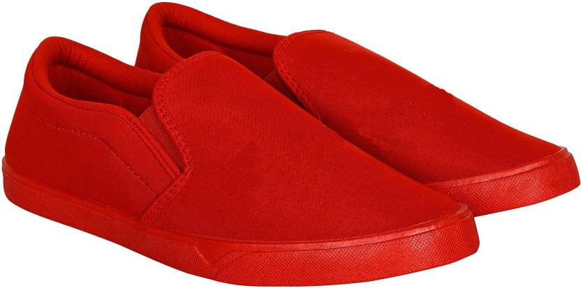 71092e290752 Shoefly Red-781 Loafers For Men - Buy Shoefly Red-781 Loafers For ...