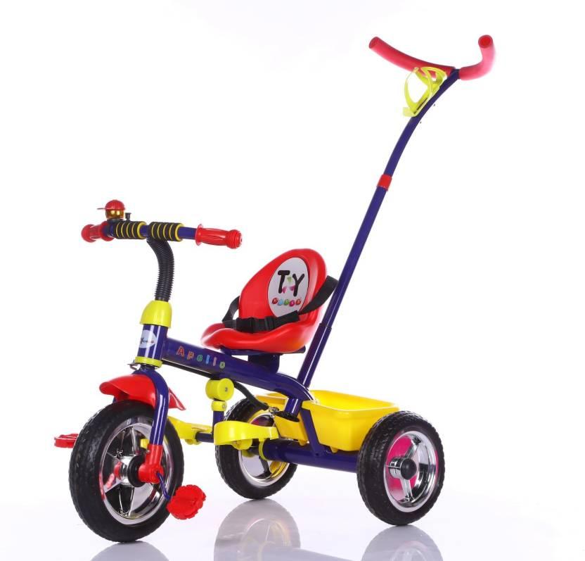 f74d2cf8618 Toyhouse Apollo Steer N Stroll THTR010 Tricycle Price in India - Buy ...