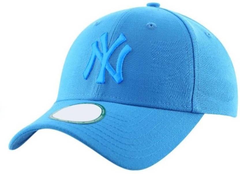0b8c2d010 Saifpro Stylish Looks Light Blue baseball Cap