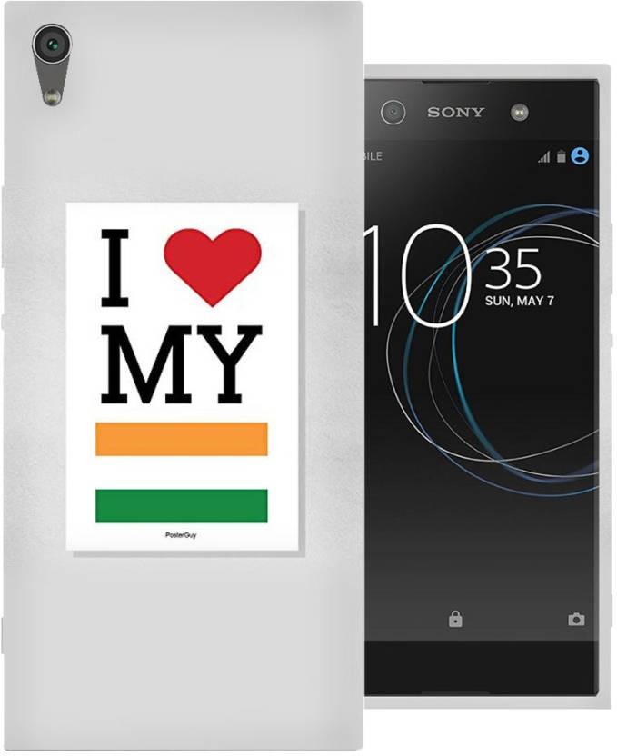 new style da6c7 4ece3 Heartly Back Cover for Sony Xperia XA1 Ultra Dual - Heartly ...