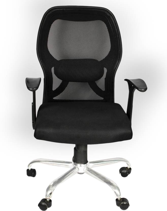 Apex Apollo Medium Back Office Chair Fabric Executive