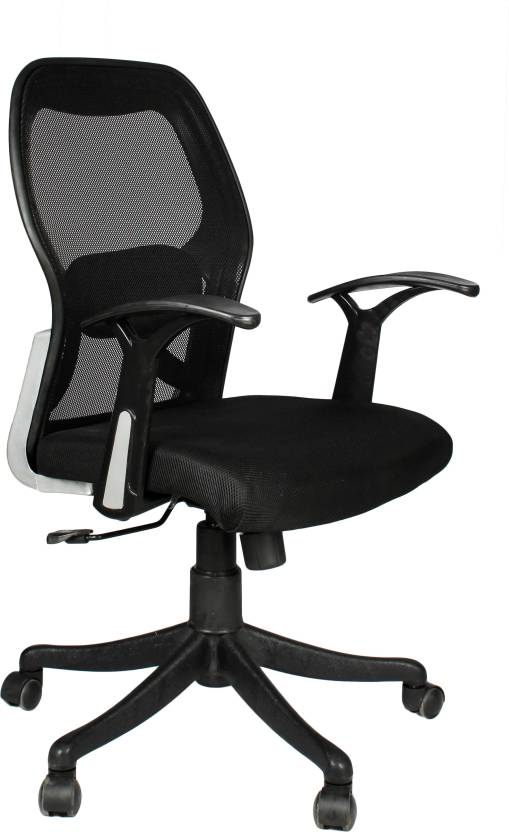 Office Chairs.Apex Apollo Medium Back Office Chair Fabric Office Executive Chair