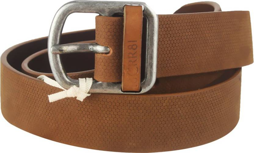 7b60f2741a0 Cerruti 1881 Men Beige Genuine Leather Belt Beige - Price in India |  Flipkart.com