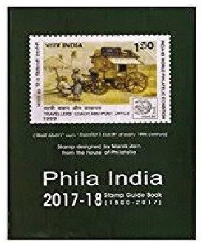Phila India 2017-18 Stamp Guide Book (1800-2017): Buy Phila