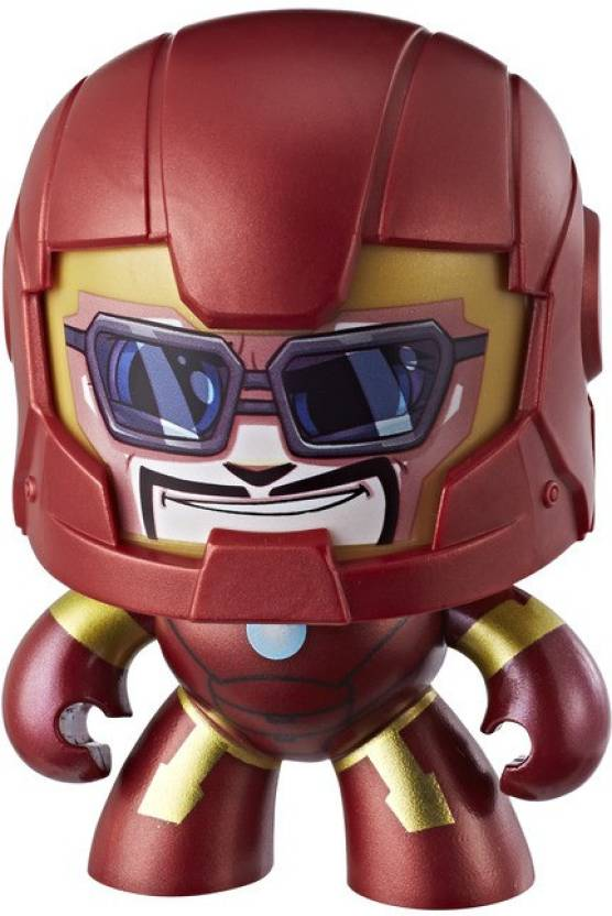 Marvel Classic MM Iron Man (Multicolor)