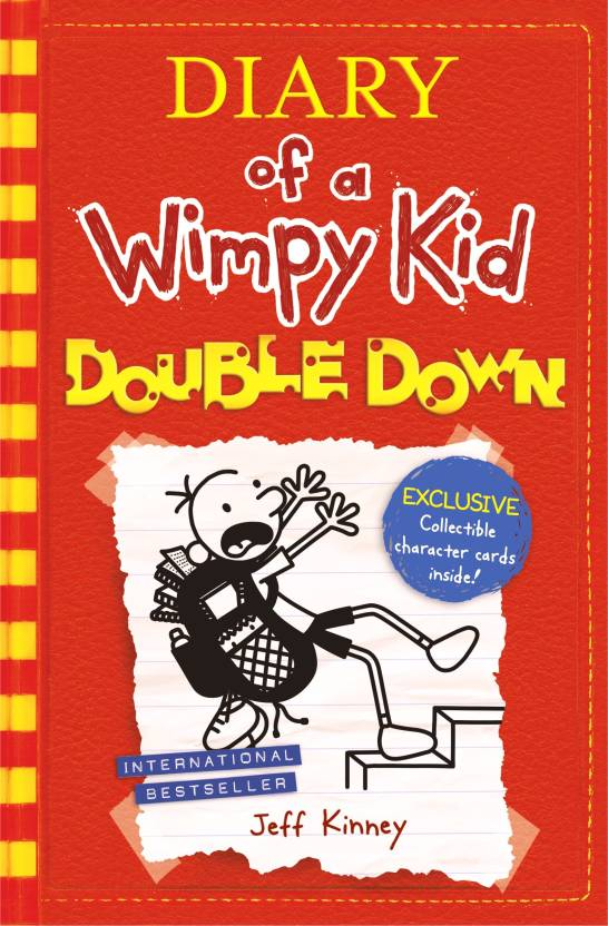 Diary of a wimpy kid double down buy diary of a wimpy kid diary of a wimpy kid double down solutioingenieria Choice Image