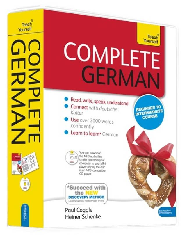Complete German (Learn German with Teach Yourself): Buy Complete