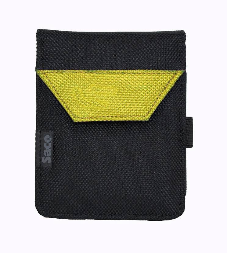 Saco Pouch for Samsung M3 Portable 2 TB External Hard Drive Yellow
