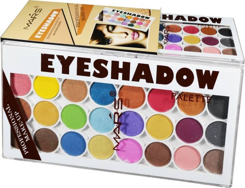 Mars Matte Eyeshadow Proffessional Make-Up Palatte 87017-02