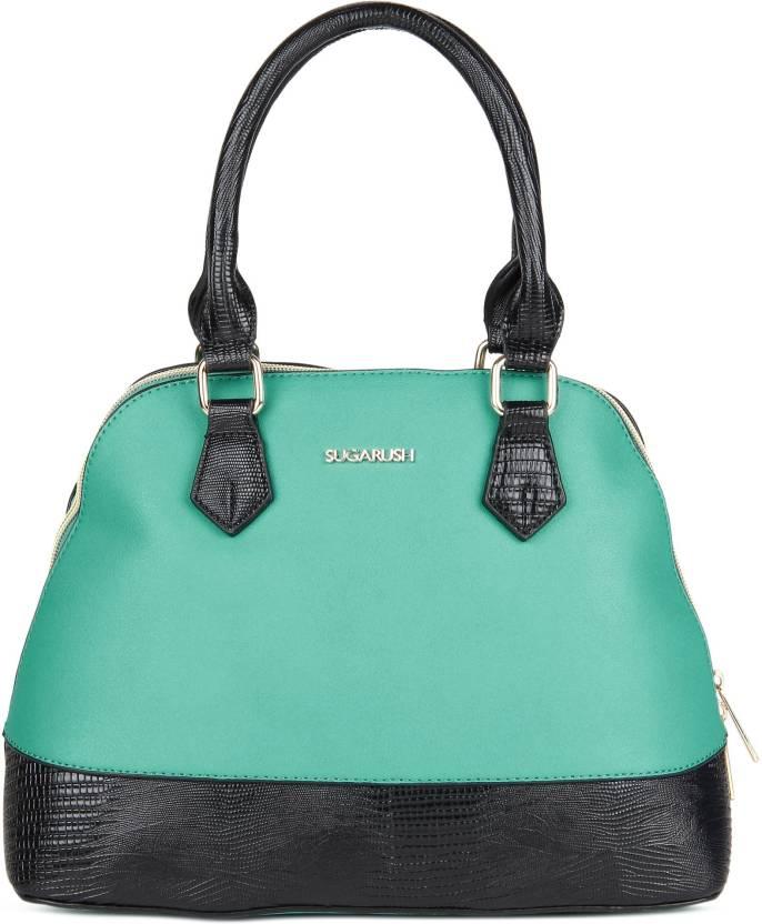 9cc5de6a914b Buy SUGARUSH Shoulder Bag TURQOUISE Online   Best Price in India ...