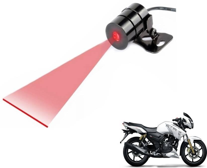 Mockhe Laser Tail-light For TVS Apache RTR 180