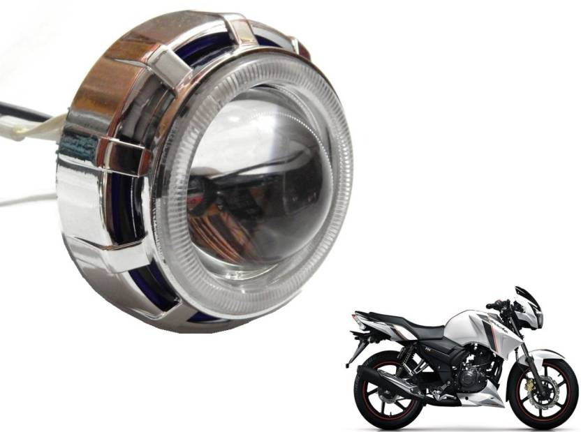 Mockhe LED Headlight For TVS Apache RTR 160 Price in India