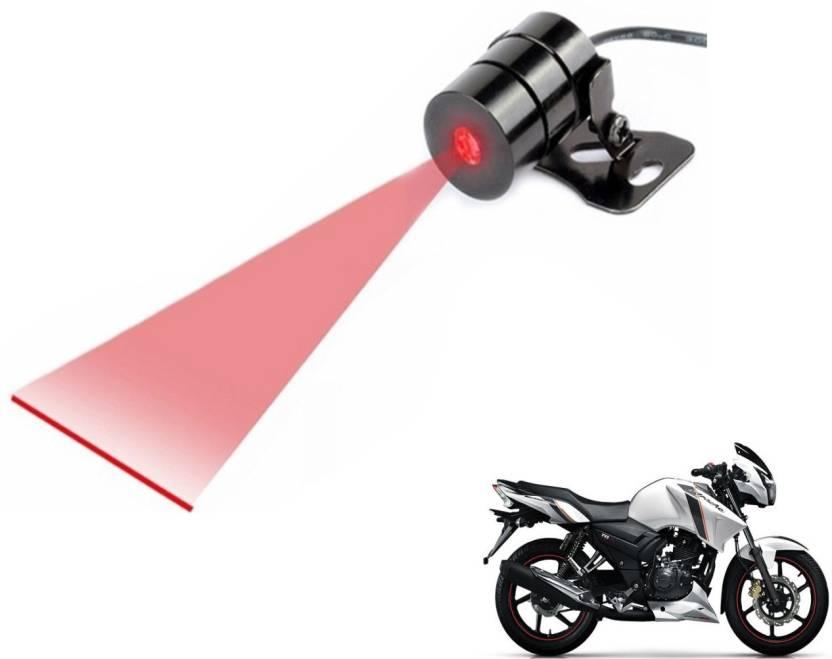 Mockhe Laser Tail-light For TVS Apache RTR 160