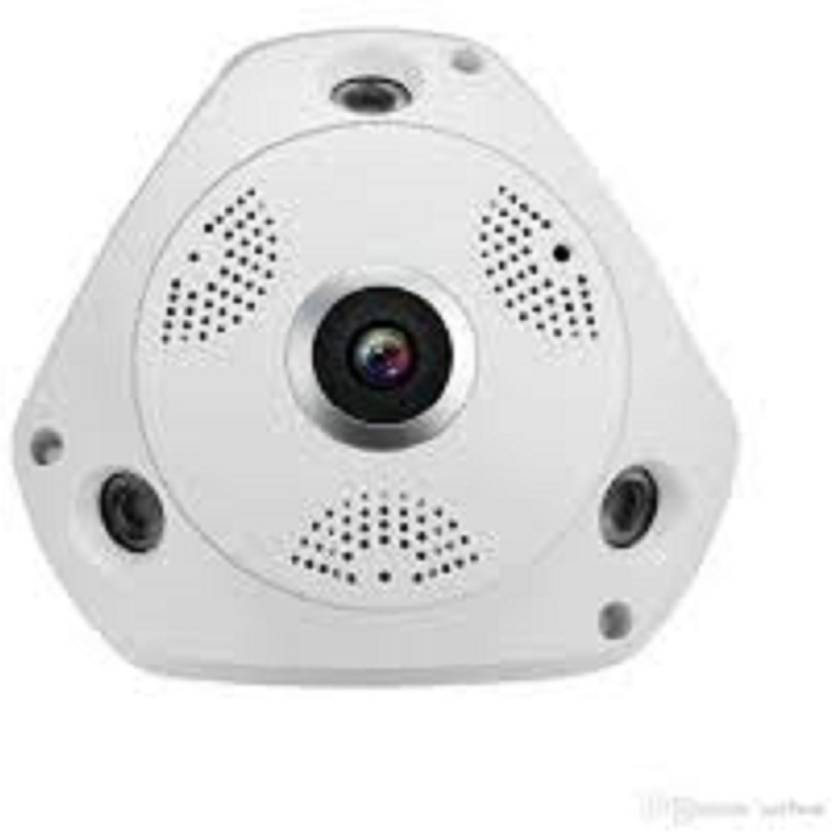 secure vision VR-130-A5 VR 3D Panormic 360 LAN/WiFI CCTV Wi-Fi Dome Camera  WITH 1 YEAR WARRANTY Home Security Camera