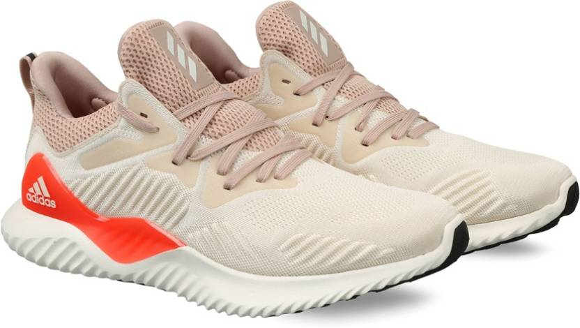 c7486ef2b ADIDAS ALPHABOUNCE BEYOND M Running Shoes For Men - Buy LINEN CWHITE ...