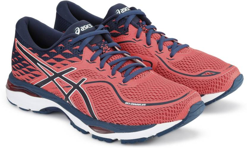 f2a4089c94c1d4 Asics GEL-CUMULUS 19 Running Shoes For Men - Buy CORALICIOUS/DARK ...