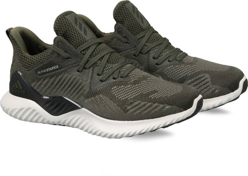 06495f5a62cee ADIDAS ALPHABOUNCE BEYOND M Running Shoes For Men - Buy NGTCAR ...