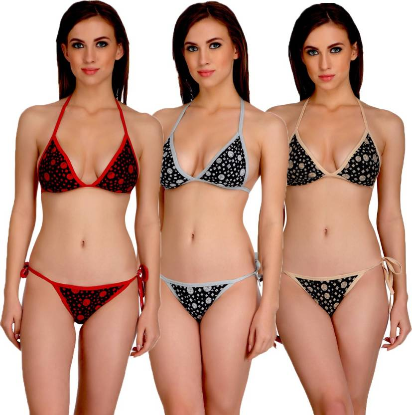 5abcdc241b279 Urbaano Braziil Printed Women Swimsuit - Buy Urbaano Braziil Printed Women Swimsuit  Online at Best Prices in India