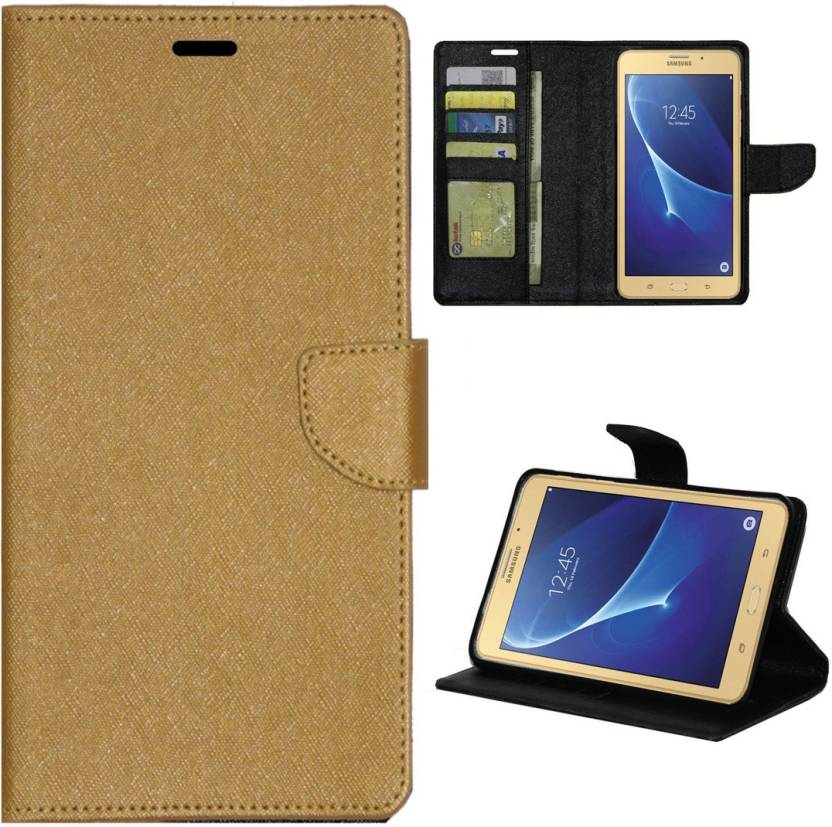 detailed look 75062 aedcd Gizmofreaks Flip Cover for Samsung Galaxy Tab J Max T280 T285 7