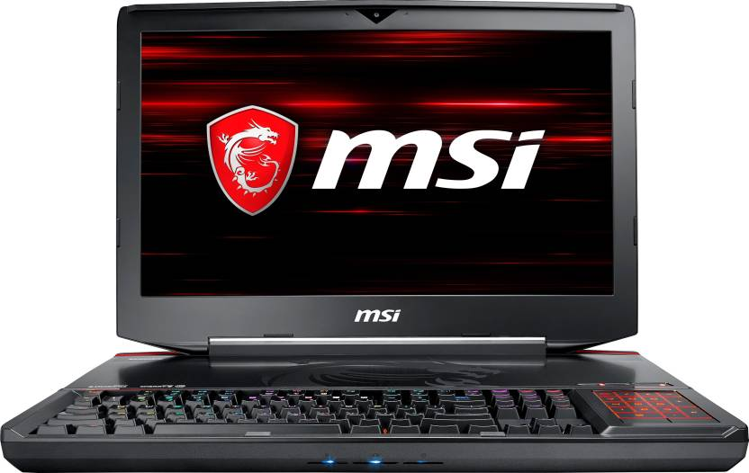 MSI GT Core i7 8th Gen - (32 GB/1 TB HDD/512 GB SSD/Windows 10 Home/8 GB Graphics) GT83 8RG-007IN Gaming Laptop(18.4 inch, Black, 5.5 kg)