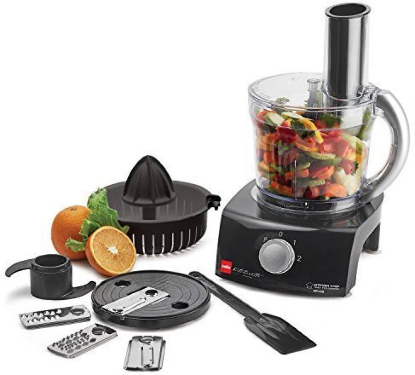 Cello Kitchen Chef KC-FP-100 400-Watt Food Processor
