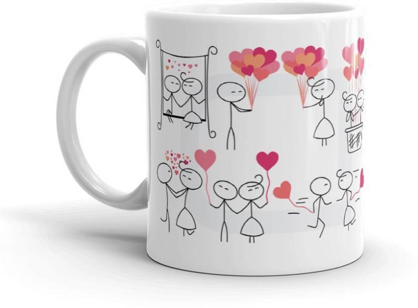 Grabdeal Valentine Gift For Girlfriend Boyfriend Husband Wife