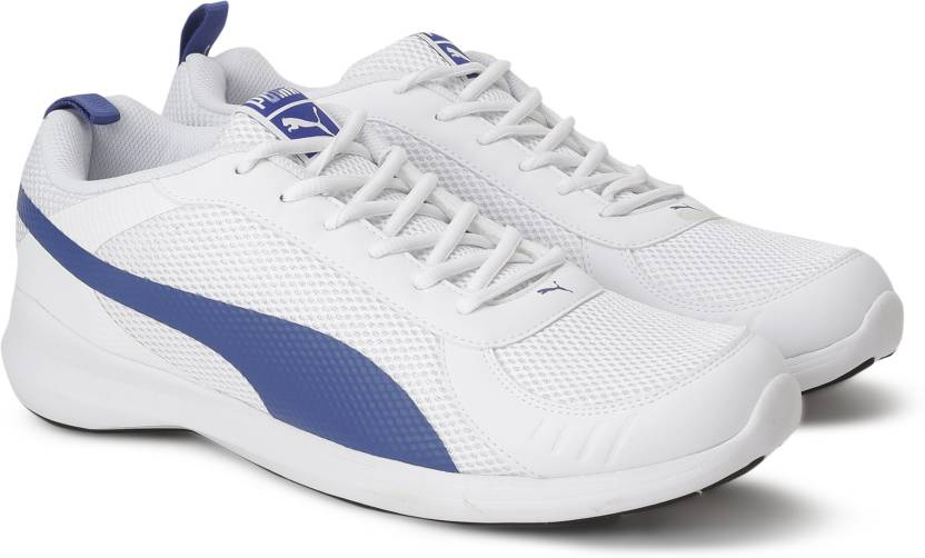 6c952d3894c8d Puma Zenith IDP IDP Running For Men - Buy White-TRUE BLUE Color Puma ...