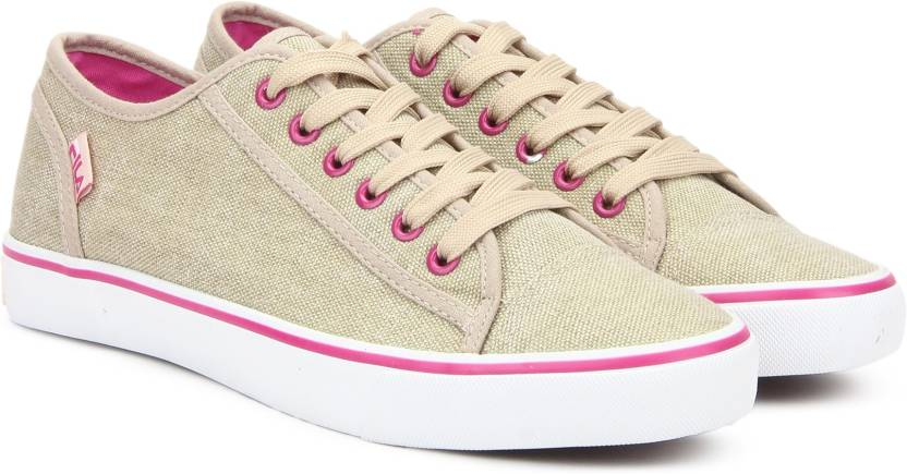 f123abf39884 Fila GALINA Canvas Shoes For Women - Buy BEI FUS Color Fila GALINA ...