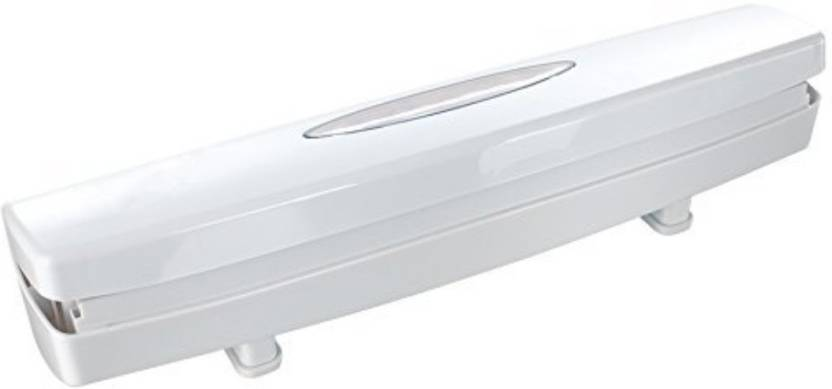 Perfect Pricee Plastic Food Wrap Dispenser Shrinkwrap Foil Dispenser Plastic Foil Cling Wrap Holder Shrinkwrap