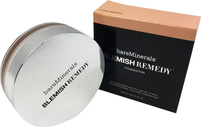 Bareminerals Blemish Remedy Foundation Price In India Buy