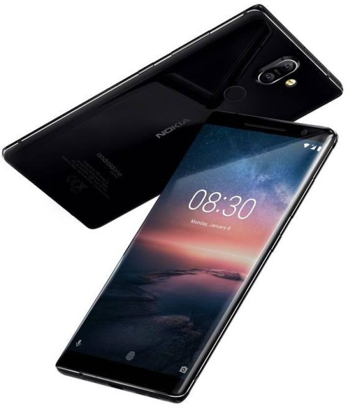 Nokia 8 Sirocco (6GB RAM, 128GB)