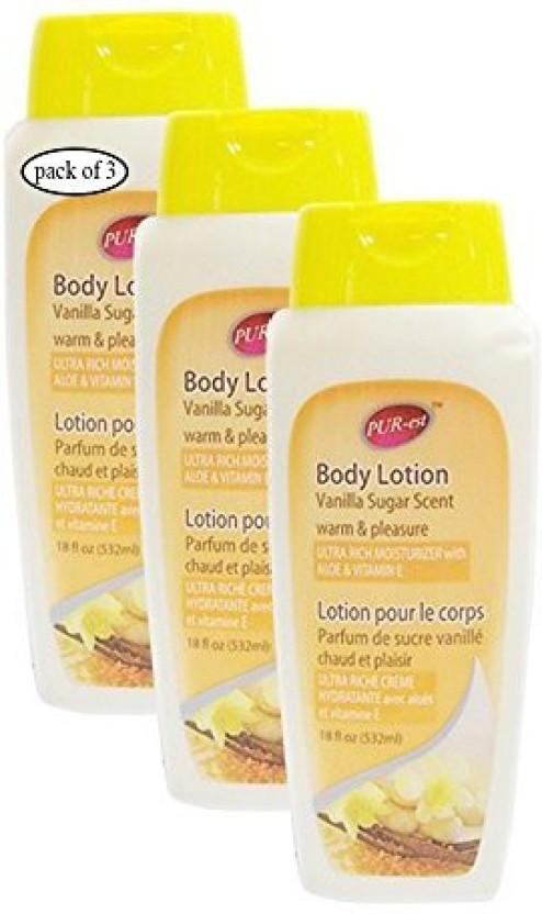 Apologise, Pleasure body lotion vanilla
