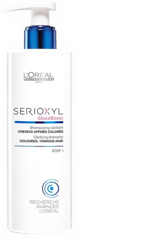 e3142ee3e L'Oreal Serioxyl GlucoBoost Clarifiant Shampoo (250ml) - Price in ...