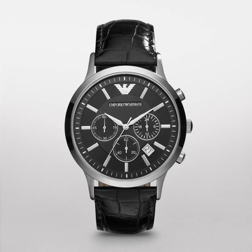 28b3ad7bae7b Emporio Armani AR2447 Watch - For Men - Buy Emporio Armani AR2447 Watch -  For Men AR2447 Online at Best Prices in India