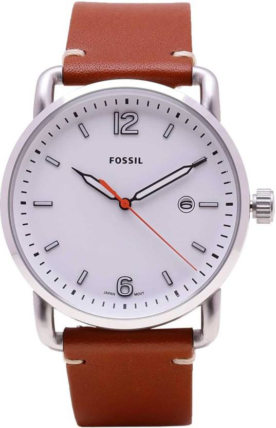 c294c98b277 Fossil FS5395 THE COMMUT Watch - For Men - Buy Fossil FS5395 THE COMMUT  Watch - For Men FS5395 Online at Best Prices in India