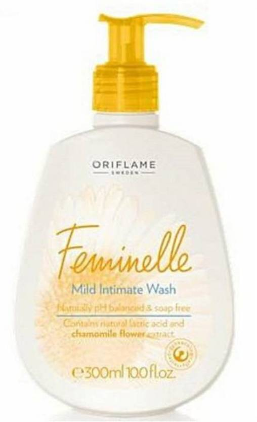 ad71f7f4bb Oriflame Sweden Feminelle Mild Intimate Wash Intimate Wash Price in ...